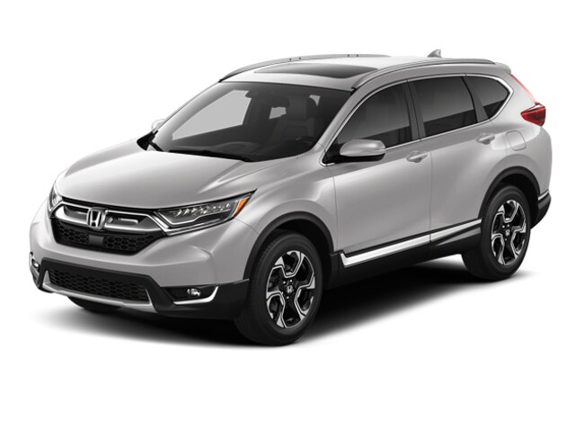 New 2018 Honda CR-V Touring SUV in Hartford, CT