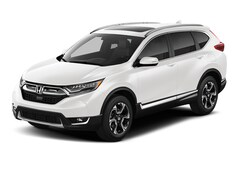 New 2018 Honda CR-V Touring SUV 5J6RW2H97JL034709 for sale in Terre Haute at Thompson's Honda