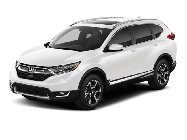 New 2018 Honda CR-V Touring AWD SUV Okemos