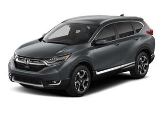 New 2018 Honda CR-V Touring 2WD SUV 00H89069 near San Antonio