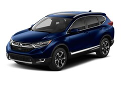 New 2018 Honda CR-V Touring 2WD SUV 7FARW1H94JE005773 for sale in Davis, CA