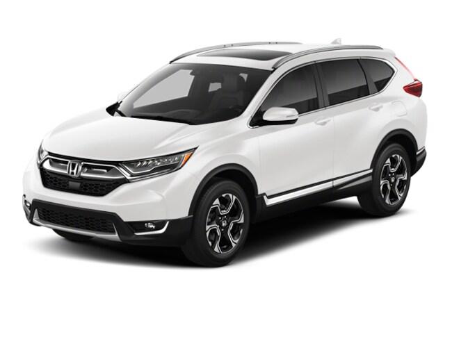 New 2018 Honda CR-V Touring 2WD SUV in Hampton, VA