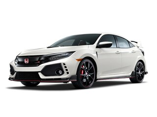 2018 Honda Civic Type R Touring Touring Manual