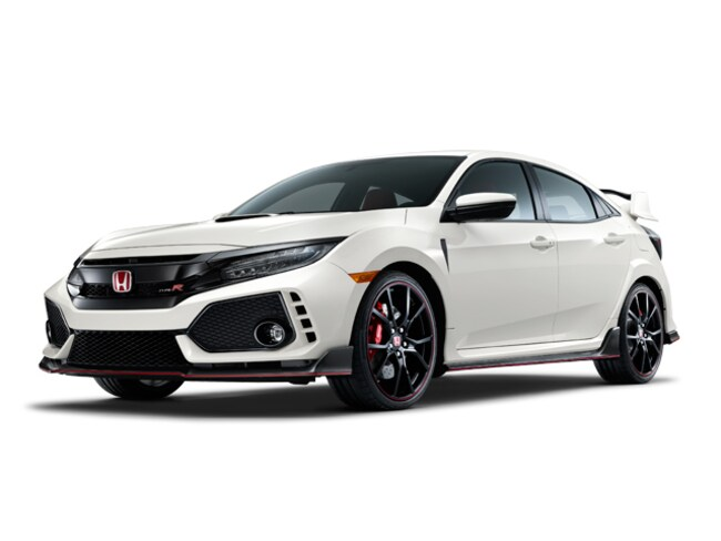 New 2018 Honda Civic Type R Touring Hatchback in Hartford, CT