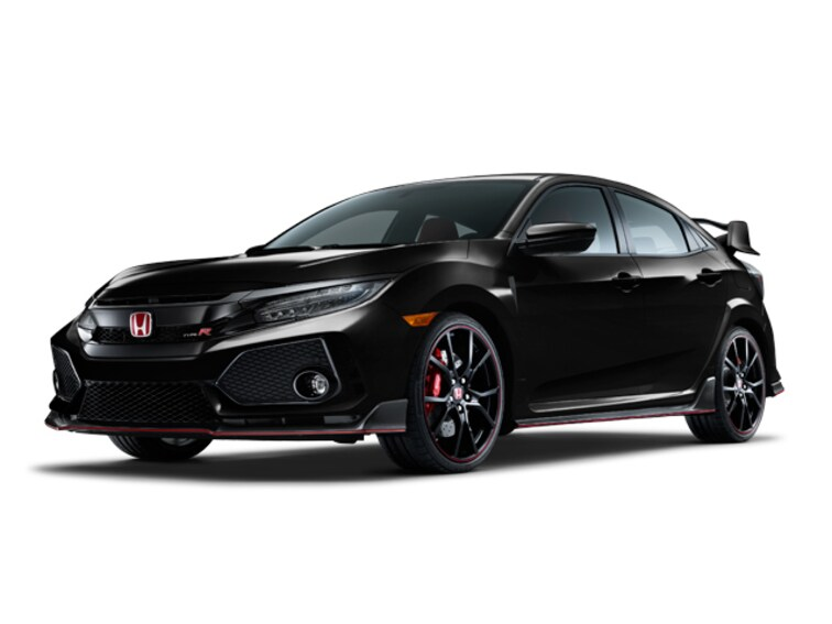 Used 2018 Honda Civic Type R Touring Hatchback Victor