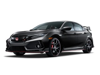New 2018 Honda Civic Type R Touring Hatchback in Westborough, MA