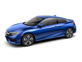 New 2018 Honda Civic EX-L Coupe Columbus