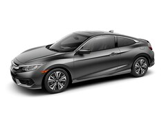 New 2018 Honda Civic EX-L Coupe 280748 for Sale in Westport, CT, at Honda of Westport