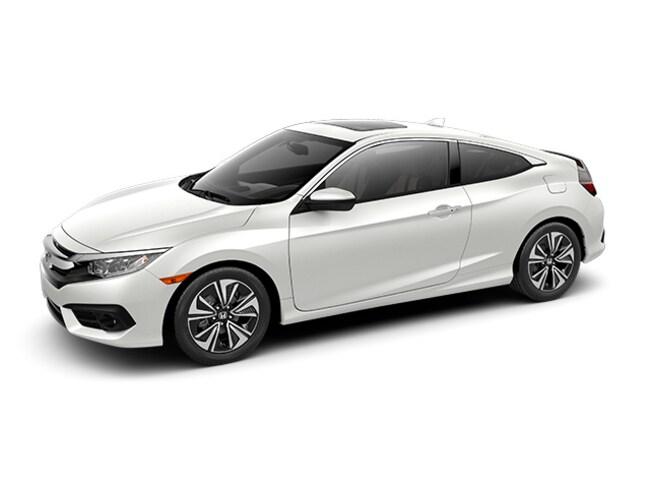 2018 Honda Civic EX-L Coupe