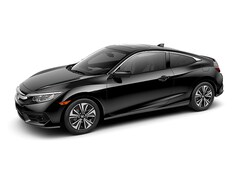 New 2018 Honda Civic EX-T Coupe 2HGFC3A31JH353034 for sale in Davis, CA
