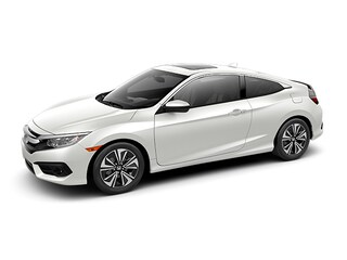 New 2018 Honda Civic EX-T Coupe Temecula, CA