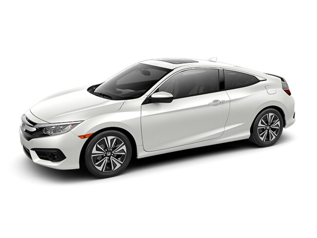 New 2018 Honda Civic EX-T Coupe Gardena, CA