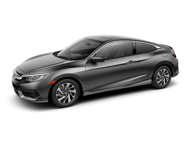 New 2018 Honda Civic 2.0L LX-P Coupe continuously variable automatic in Augusta