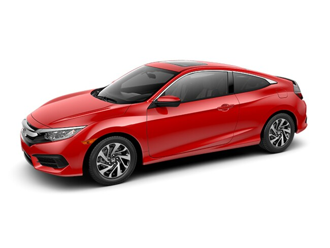 New 2018 Honda Civic LX-P Coupe Scranton PA