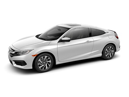 2018 Honda Civic Coupe LX-P Car