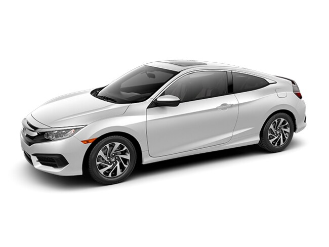 New 2018 Honda Civic LX-P Coupe in Bloomfield Hills, MI