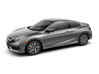 New Honda vehicles 2018 Honda Civic LX Coupe for sale near you in Boston, MA