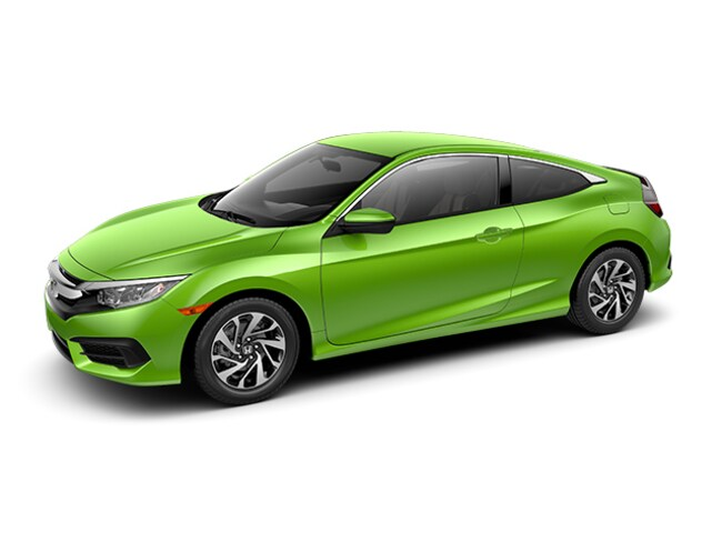 New 2018 Honda Civic LX Coupe in Lockport, NY