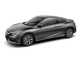 New 2018 Honda Civic LX Coupe Orange County