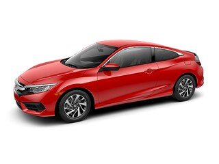 New 2018 Honda Civic LX Coupe Columbus