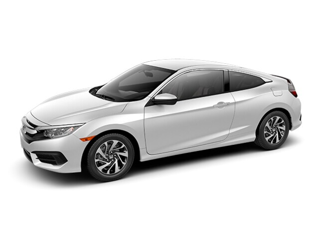 New 2018 Honda Civic LX Coupe in Bakersfield, CA