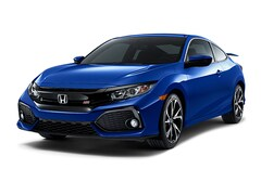 New 2018 Honda Civic Si Coupe 18283 for Sale in Springfield, IL, at Honda of Illinois
