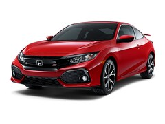 New 2018 Honda Civic Si Coupe 18190 for Sale in Springfield, IL, at Honda of Illinois