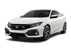 New 2018 Honda Civic Si Coupe in San Jose
