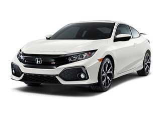 New 2018 Honda Civic Si Coupe Orange County
