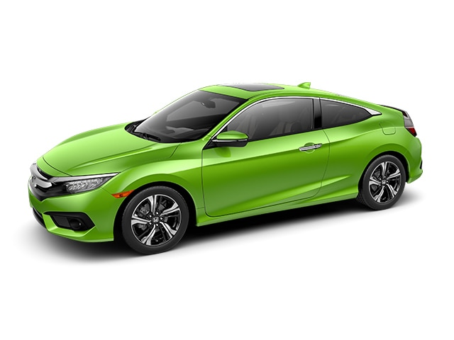 2018 Honda Civic Touring Coupe