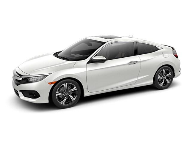 New 2018 Honda Civic Civic 1.5T 2D Touring Coupe Abilene, TX