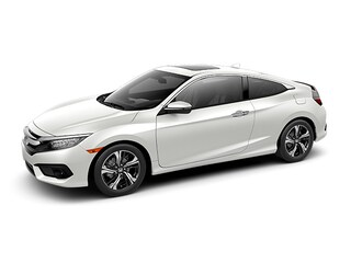 New 2018 Honda Civic Touring Coupe