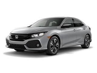 New 2018 Honda Civic EX-L w/Navi Hatchback 00H80717 near San Antonio