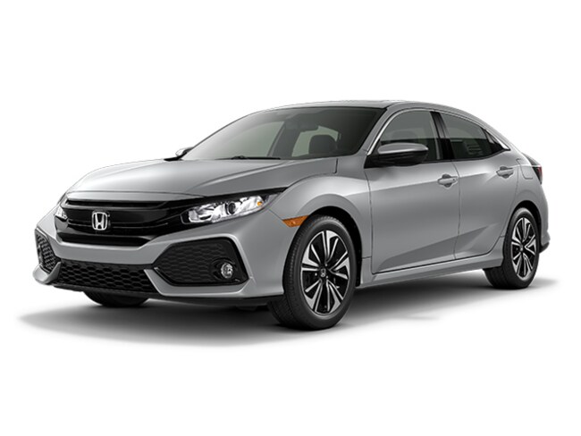 New 2018 Honda Civic EX-L w/Navi Hatchback for sale in Houston