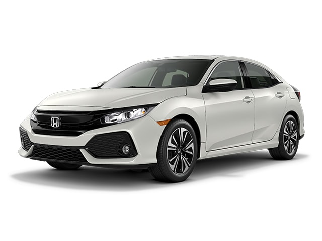 2018 Honda Civic EX-L w/Navi Hatchback