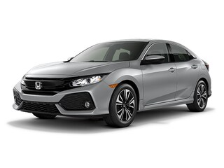 New 2018 Honda Civic EX w/Honda Sensing Hatchback Ames, IA