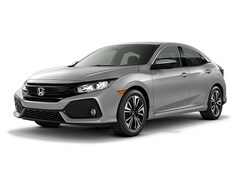 New 2018 Honda Civic EX Hatchback 280953 for Sale in Westport, CT, at Honda of Westport