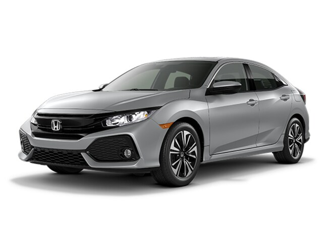 New 2018 Honda Civic EX Hatchback SHHFK7H58JU235471 for sale near Indianapolis IN