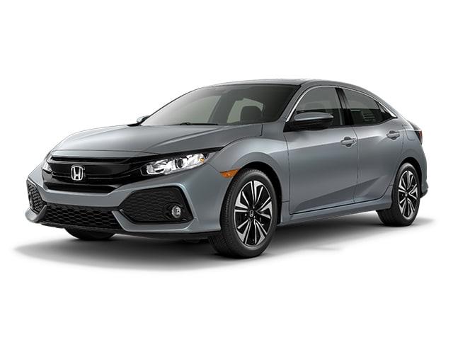 Good New 2018 Honda Civic EX Hatchback Canandaigua, NY