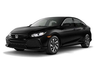 New 2018 Honda Civic LX w/Honda Sensing Hatchback JU414794 for sale in Fairfield, CA at Steve Hopkins Honda