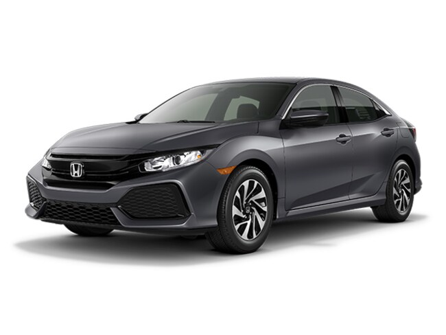New 2018 Honda Civic LX Hatchback continuously variable automatic in Augusta