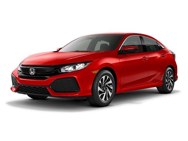2018 Honda Civic LX Hatchback