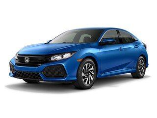 New 2018 Honda Civic LX Hatchback