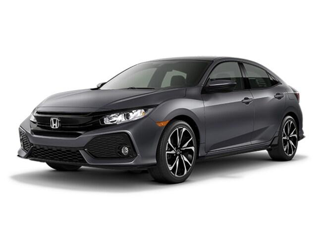 New 2018 Honda Civic Sport Hatchback in Lockport, NY