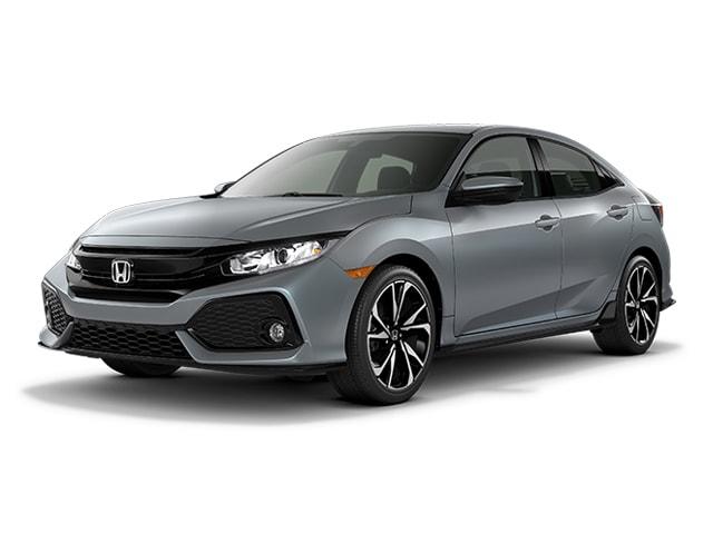 New 2018 Honda Civic Sport Hatchback in West Simsbury