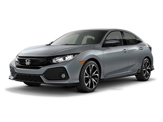New 2018 Honda Civic Sport Hatchback Bend, OR