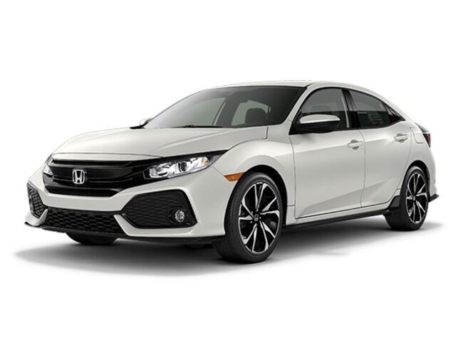New 2018 Honda Civic Sport Manual Hatchback JU209879 for sale near Fort Worth TX