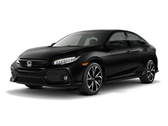 2018 Honda Civic Sport Touring CVT Hatchback