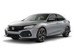 New 2018 Honda Civic Sport Touring Hatchback 180998 in Bakersfield, CA