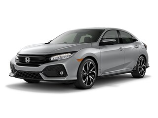 New 2018 Honda Civic Sport Touring Hatchback Ames, IA